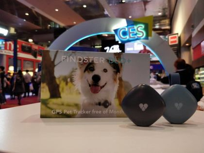 Findster is #1 seller on Amazon Pet Location, Activity Trackers