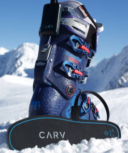 Cool Science Radio - Carv Ski Technology - Jamie Grant