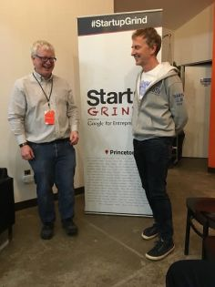 Sean O'Sullivan Talks about SOSV's Accelerators, Building Teams at Startup Grind