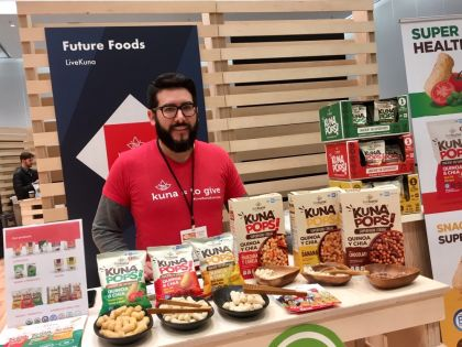 VIDEO LiveKuna: We're creating convenient, easy ways to eat superfoods such as chia and quinoa