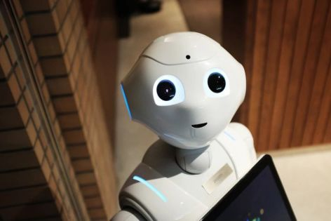 Robots could soon be assisting customers