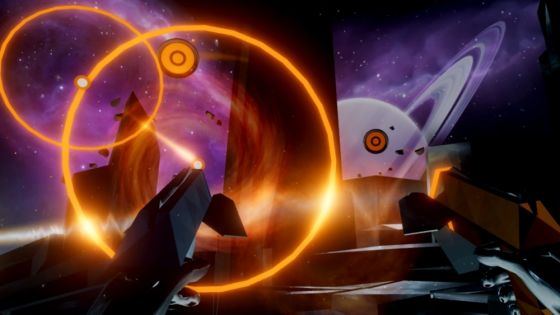 Rock Band developer Harmonix announces VR rhythm shooter Audica