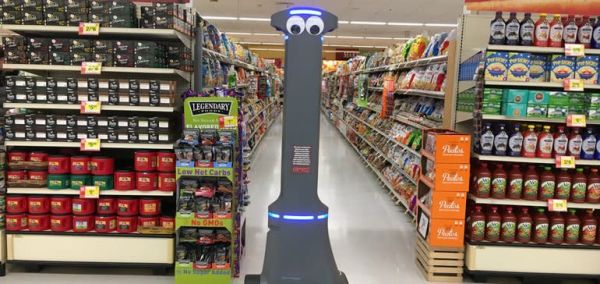 As robots invade the grocery aisle, a promising but uncertain future awaits