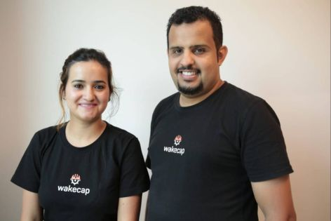 Better Together: Co-Founders Of Dubai-Based Startup Wakeup Hassan Albalawi And Ishita Sood ...