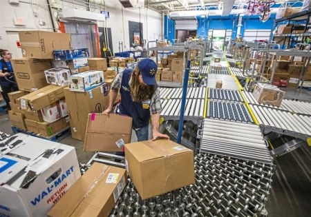 To keep up with Amazon, retailers are turning to automation — robot janitors and all