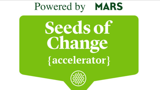 Mars Announces 6 Food Start-ups In Its Inaugural SEEDS Of CHANGE™ Accelerator Program