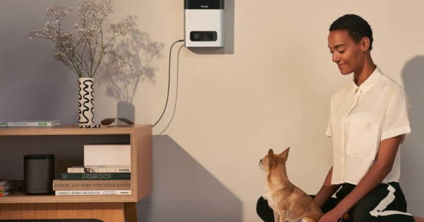 Love your dogs from afar with the Petcube Bites camera, now 60% off on Amazon