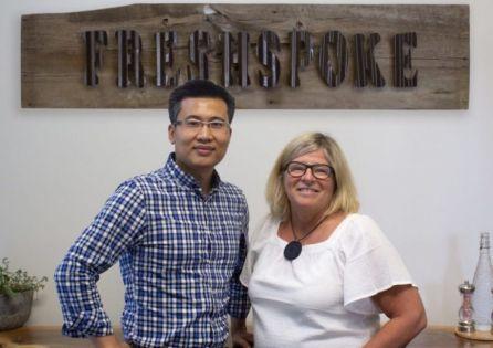 Wholesale local food platform FreshSpoke raises $550000 seed round