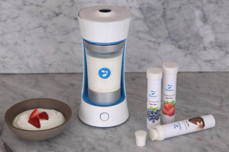 Meet Yomee, the 'Keurig for yogurt'
