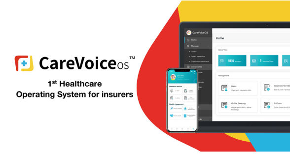 Chinese startup CareVoice officially launches CareVoiceOS