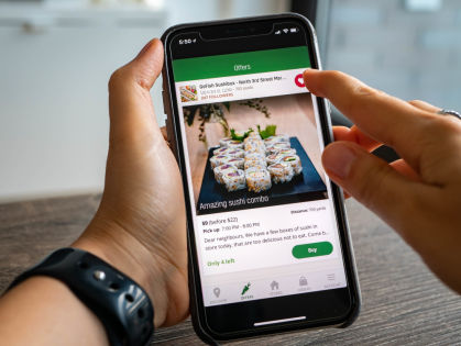 YourLocal's App Sells Super-Discounted Surplus Food from Local Restaurants