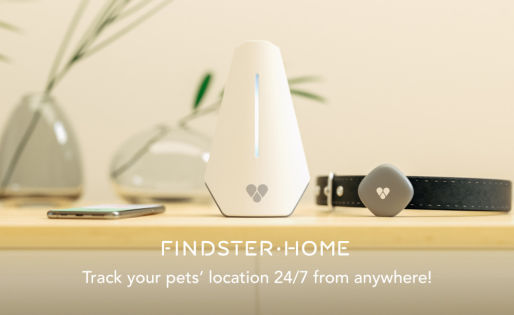 Findster launches Home: track your pet's location anytime, anywhere, seamlessly and without ...