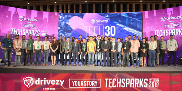 TechSparks 2019: Unveiling Tech30 - YourStory's list of high-potential tech startups in India