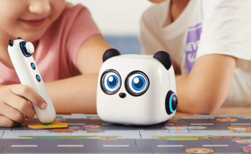 Makeblock mTiny Early Childhood Robot teaches kids to code with creativity