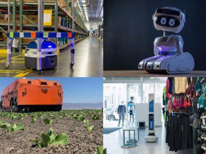 The 10 Coolest Robotics Startups Of 2019