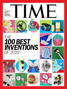 3 of TIME's 'Best Inventions of 2019' are SOSV-Backed