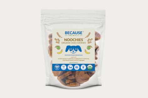 Because Animals launches nutritional yeast dog treats