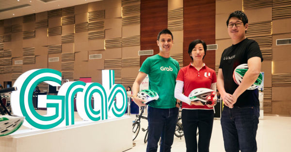 GrabFood Unveils Safety Initiatives for Delivery-Partners Switching to Bicycles and Power Assisted Bicycles