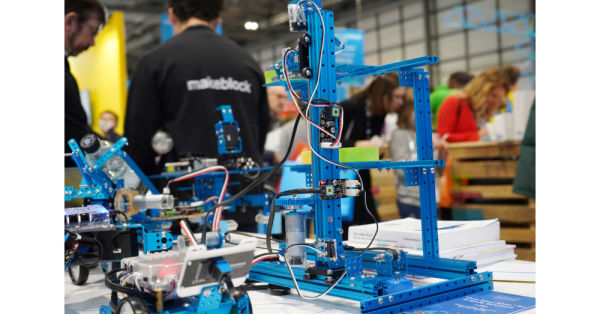 Makeblock Announced STEAM On Board Global Program at BETT, Expected to Reach 10000 ...