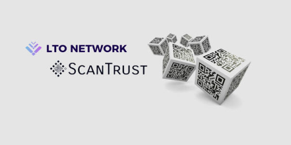 ScanTrust joins with LTO Network to connect QR codes with blockchain