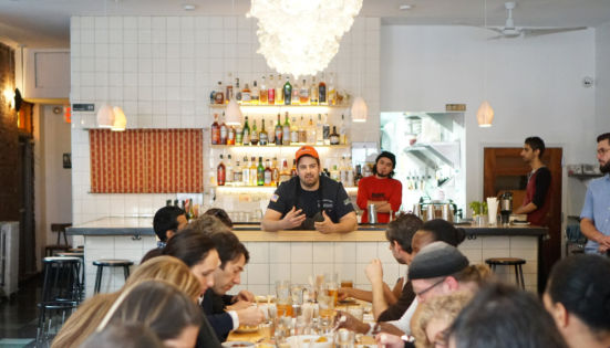 Members-only dining club brings intimate chef-led meals to Houston