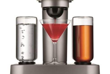 Instant Cocktails: Award-Winning Bartender Appliance Mixes Your Favorite Drinks