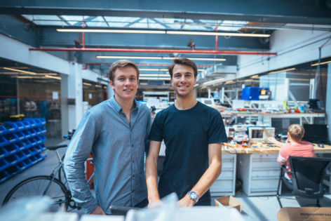 Electric motor startup IQ Motion Control hopes Philly becomes a hub for robotics