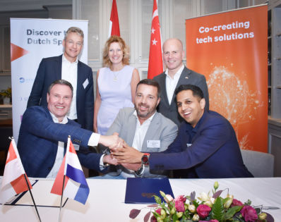 Amsterdam's UNL raises $2 million to provide smart addresses around the world and build the ...