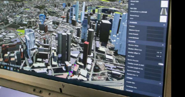 Singapore Land Authority Launches 3D Singapore Sandbox at GeoWorks