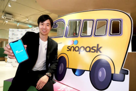 Ed-tech startup 'Snapask' raises new funds, now valued over US$300 million