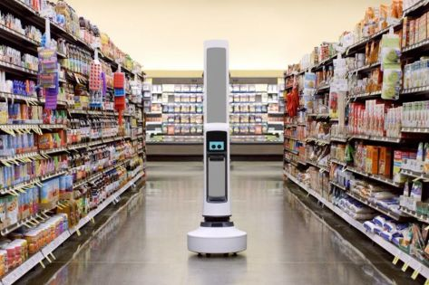 How Robots Are Helping Grocery Stores During The Coronavirus Outbreak