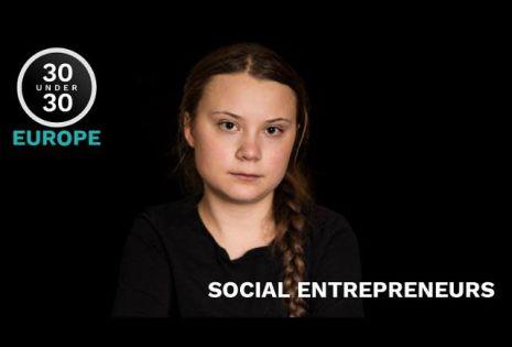 The 2020 30 Under 30: Social Entrepreneurs