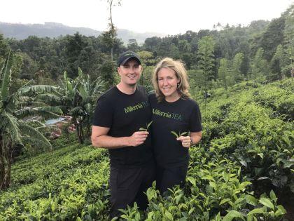 Millennia Tea Closes Funding Round
