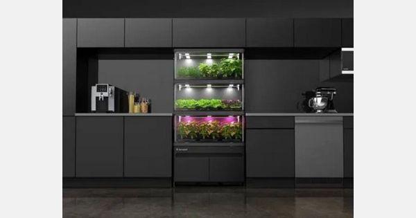 Farmshelf unveils consumer-facing vertical farming unit