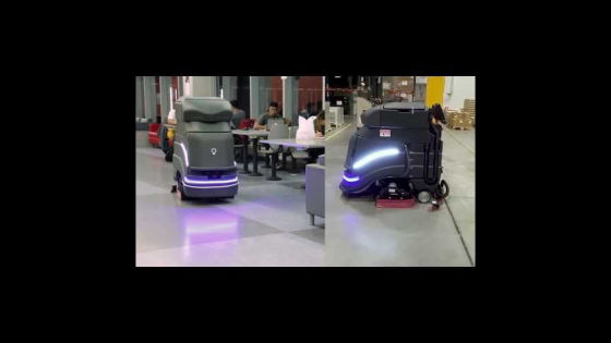 DHL collaborates with Avidbots on warehouse robots