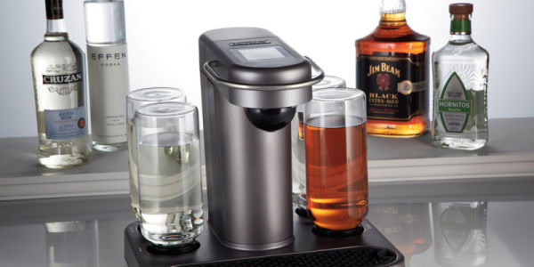 This $350 cocktail machine wants to bring the bar to you