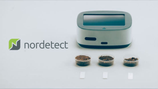 Agtech Startup Nordetect Wins €10000 Prize for Portable Nutrient Sensor