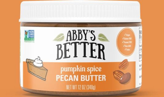 Nut Butter Brand Debuts Limited-Edition Pumpkin Spice Pecan Butter