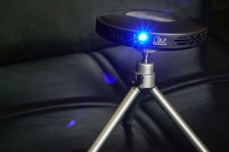 Missing the Movie Theater? These Portable Projectors Are Perfect for Getting the Experience at ...