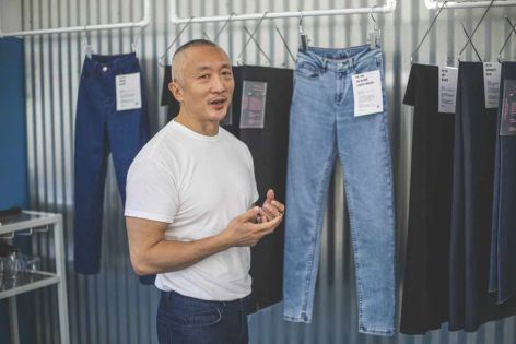 Former Levi's Designer Jonathan Cheung Joins Unspun's Advisory Board
