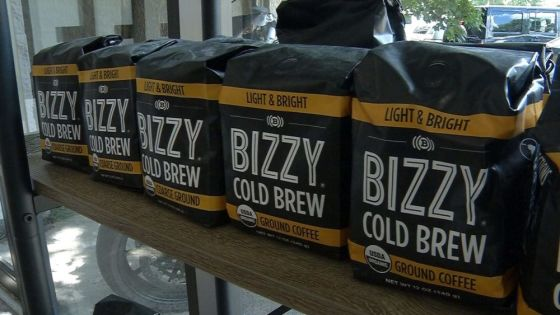 Brooklyn Center's Bizzy Coffee Offers 'Mystery' Blends to Help Perfect Cold Brew