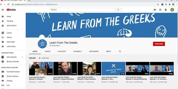 West Coast Greeks Share Their Insights in 'Learn from the Greeks' Series