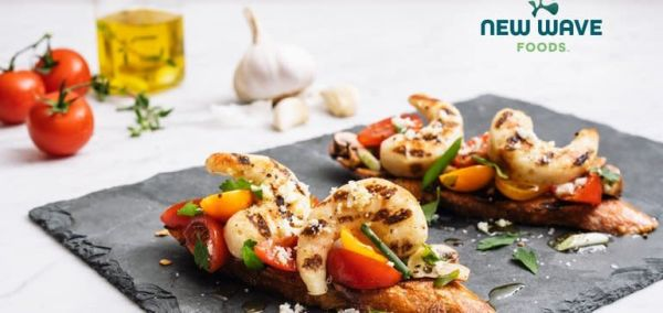 New Wave Foods nets $18M and plans foodservice launch in Q1