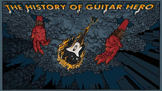 The Oral History of 'Guitar Hero'