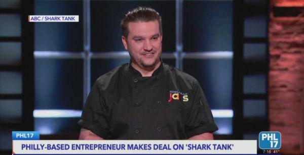 Philly-based entrepreneur makes deal on 'Shark Tank'