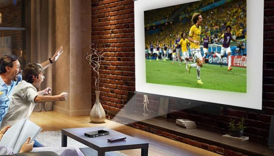 19 Projectors, Sound Systems, And More To Take At-Home Movie Nights Up A Notch