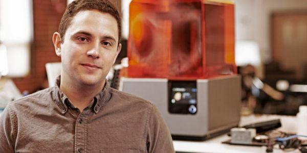 3-D Printer Formlabs Raises $150 Million in SoftBank-Led Funding