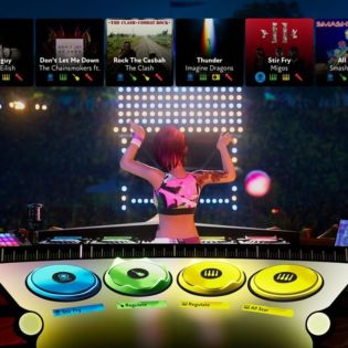 "Harmonix's Fuser Launches ""Headliner Spotlight"" Update With 24/7 Live Music Festival"