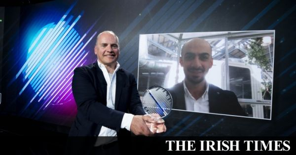 Aylien takes top prize at financial services innovation awards