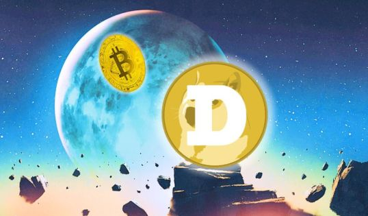 New Crypto Space Race: BitMEX Vows Bitcoin Will Beat Dogecoin to the Moon